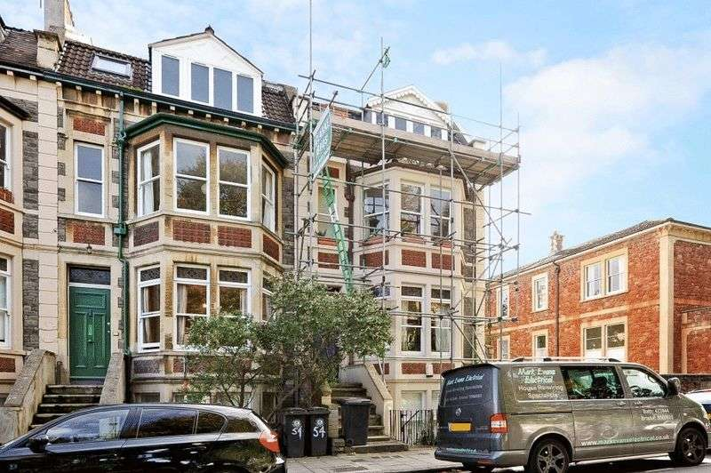 1 Bedroom Flat for sale in Alma Road, Clifton
