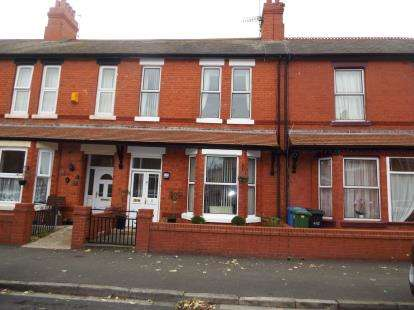House for sale in South Avenue, Rhyl, Denbighshire, North Wales, LL18