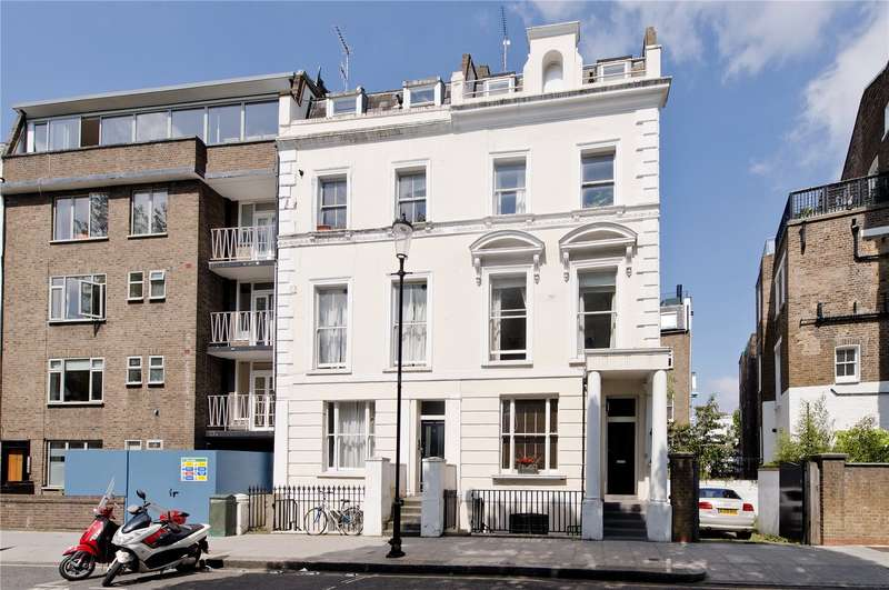 1 Bedroom Flat for sale in Cornwall Crescent, London, W11
