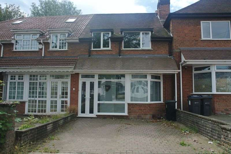 3 Bedrooms Terraced House for sale in Warwick Road, Acocks Green