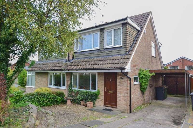 3 Bedrooms Semi Detached House for sale in Aysgarth Avenue, Preston