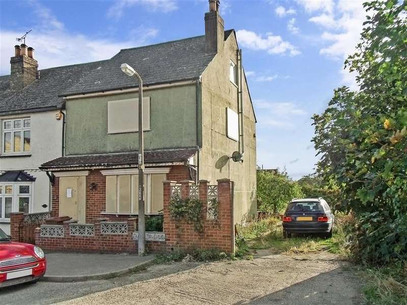 4 Bedrooms End Of Terrace House for sale in Maple Avenue, Gillingham, Kent