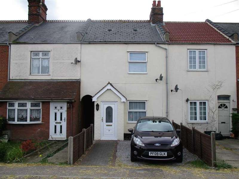 2 Bedrooms Terraced House for sale in Hill Cottages, Flag Hill, Colchester