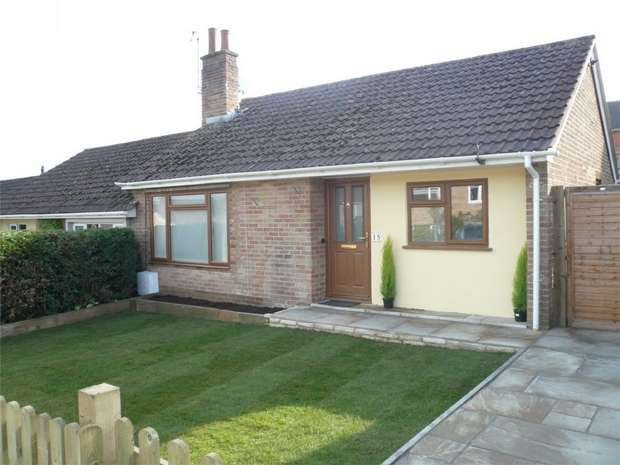 2 Bedrooms Semi Detached Bungalow for sale in HENLEY-ON-THAMES, Oxfordshire