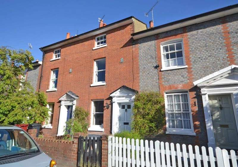 3 Bedrooms House for sale in Washington Street, Chichester, PO19