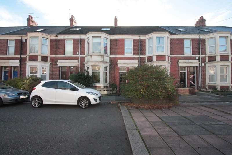 2 Bedrooms Apartment Flat for rent in Kelvin Grove, Sandyford, Newcastle Upon Tyne