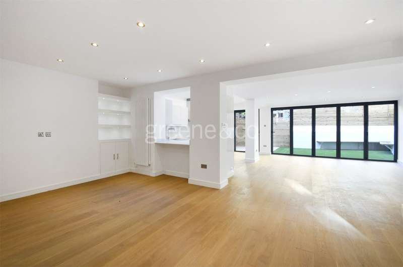 3 Bedrooms Flat for sale in Sandwell Crescent, West Hampstead, London, NW6