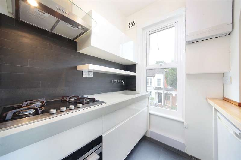 2 Bedrooms Flat for sale in Ravenslea Road, Balham, London, SW12