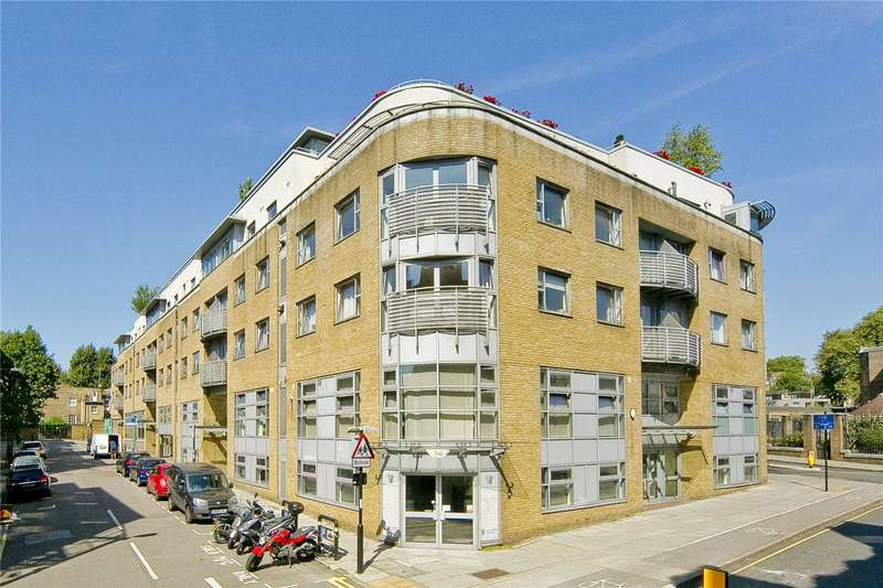 2 Bedrooms Flat for sale in Naoroji Street, Bloomsbury, WC1X