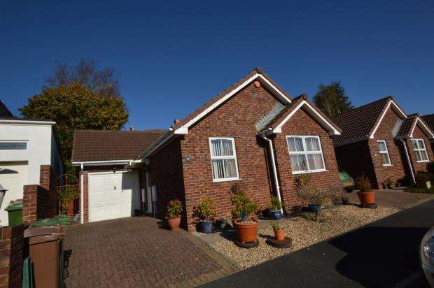 2 Bedrooms Detached Bungalow for sale in Meadow View Road, Plymouth, Devon
