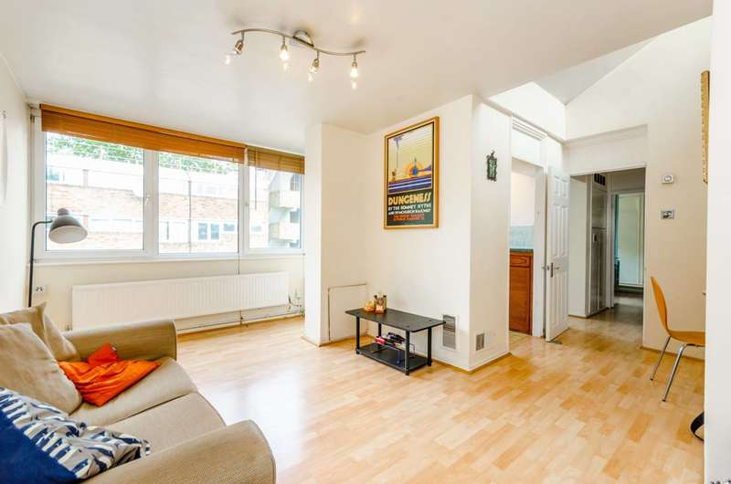1 Bedroom Flat for sale in Lambert House, Archway, N19