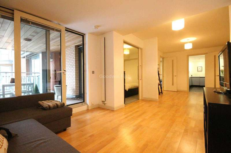 1 Bedroom Apartment Flat for sale in 12 Leftbank, Spinningfields