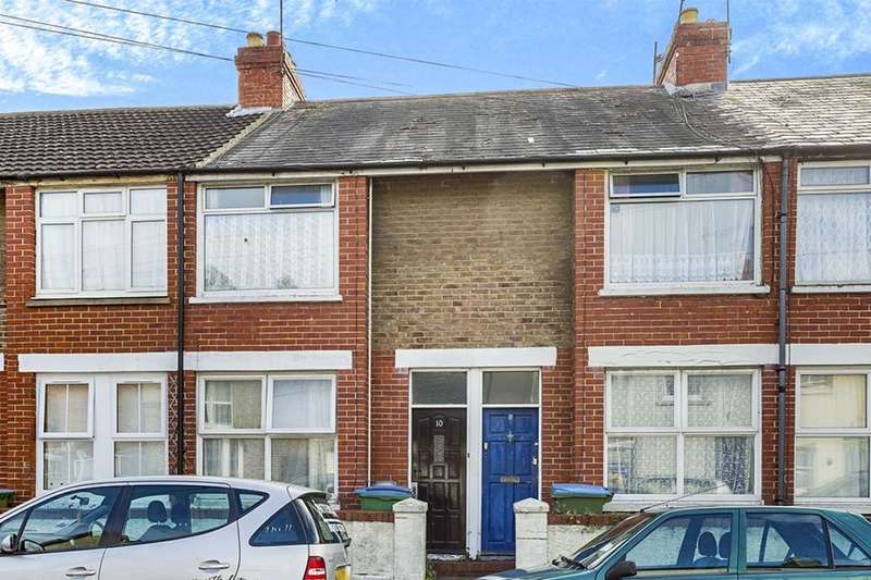 2 Bedrooms Flat for sale in William Street, Bognor Regis, PO21