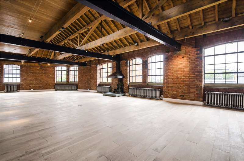 2 Bedrooms Flat for sale in Tannery Lofts, Tannery Lofts, 170 - 172 Tower Bridge, London, SE1