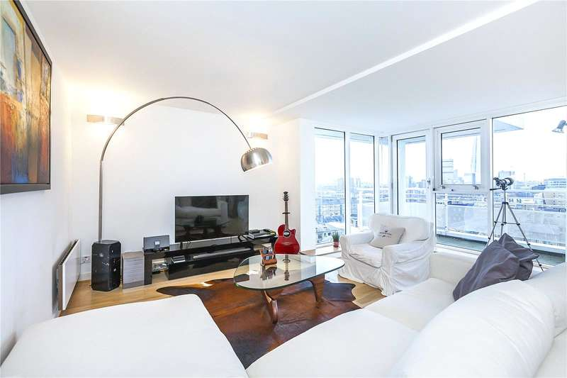 3 Bedrooms Flat for sale in Vogans Mill Wharf, 17 Mill Street, London, SE1