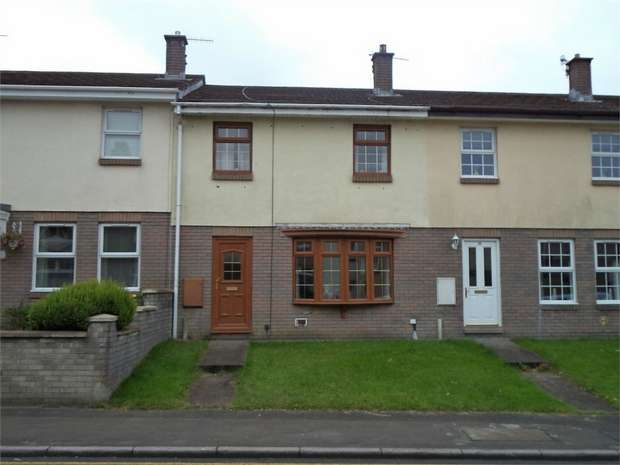 3 Bedrooms Terraced House for sale in Beulah Street, Rhymney, Tredegar, Caerphilly