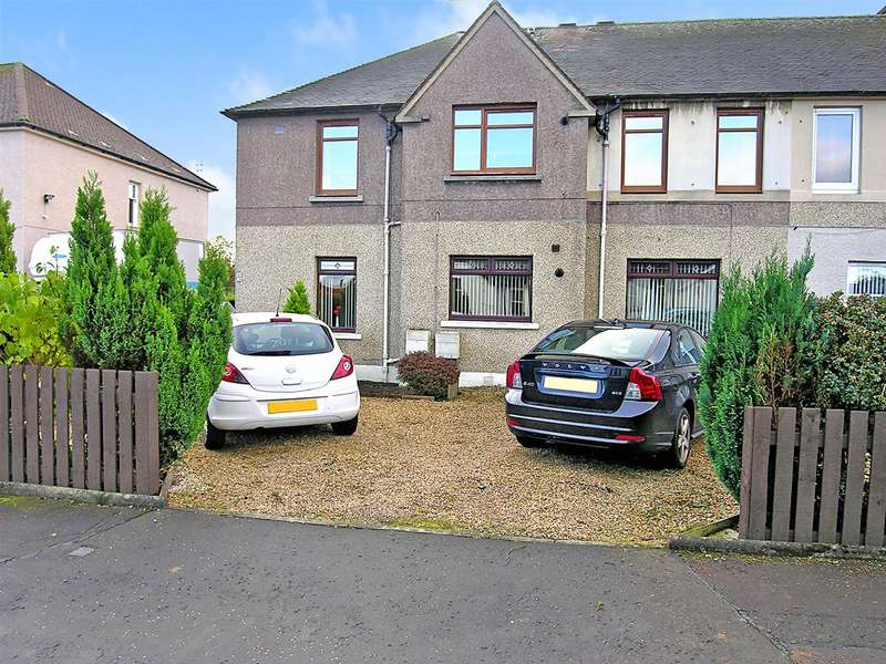3 Bedrooms Flat for sale in Bothkennar Road, Carronshore