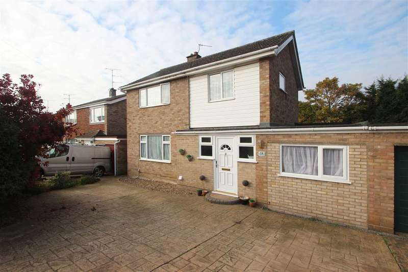 3 Bedrooms Detached House for sale in St. Dominic Road, St. Johns, Colchester