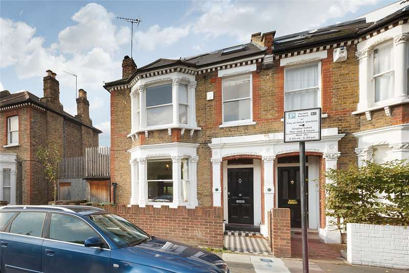 3 Bedrooms Terraced House for sale in Edna Street, London, SW11