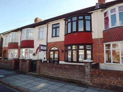 3 Bedrooms Terraced House for sale in Copnor, Portsmouth, Hampshire