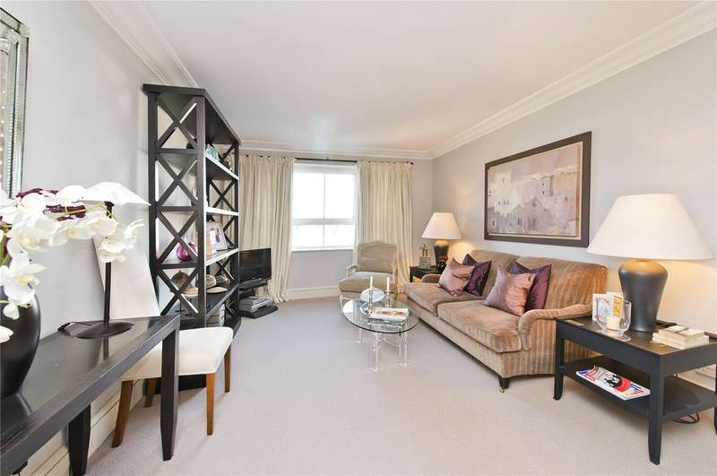 2 Bedrooms Flat for sale in Consort Court, 31 Wrights Lane, W8