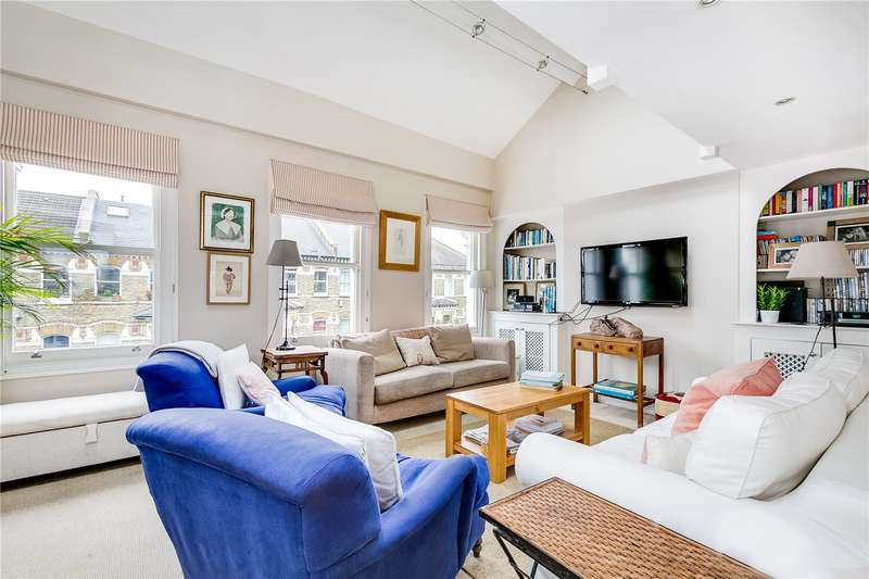 2 Bedrooms Flat for sale in Beauchamp Road, London, SW11
