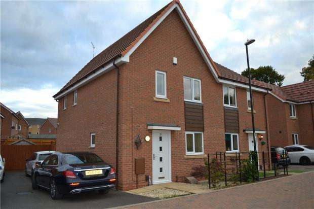 3 Bedrooms Semi Detached House for sale in Sowe Way, Henley Green, Coventry, West Midlands