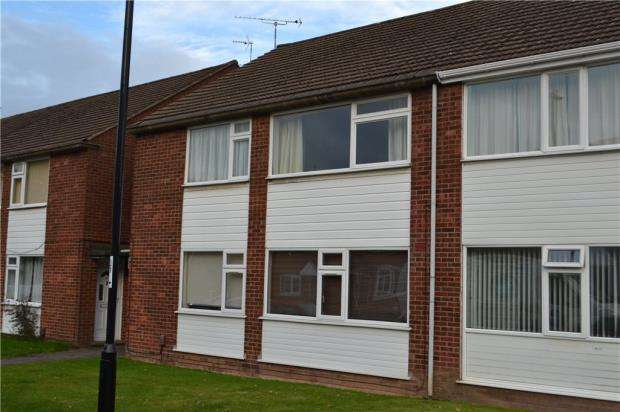 2 Bedrooms Maisonette Flat for sale in Overdale Road, Whoberley, Coventry, West Midlands
