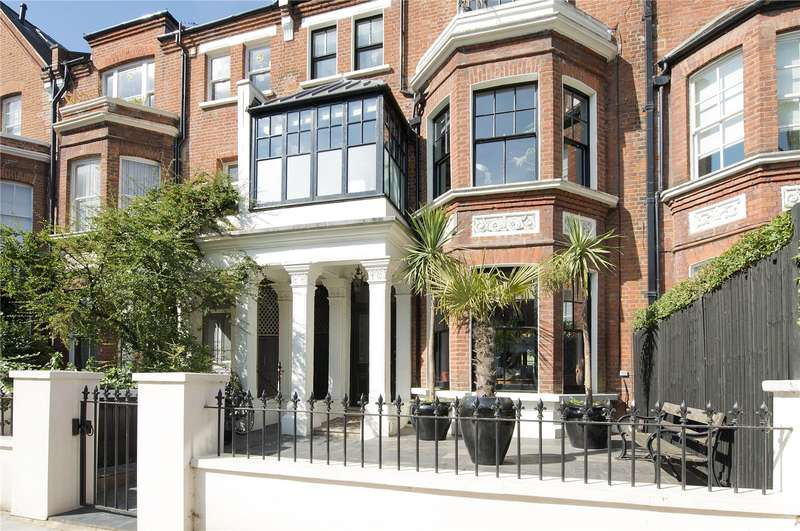 6 Bedrooms Terraced House for sale in St Marks Road, London, W10