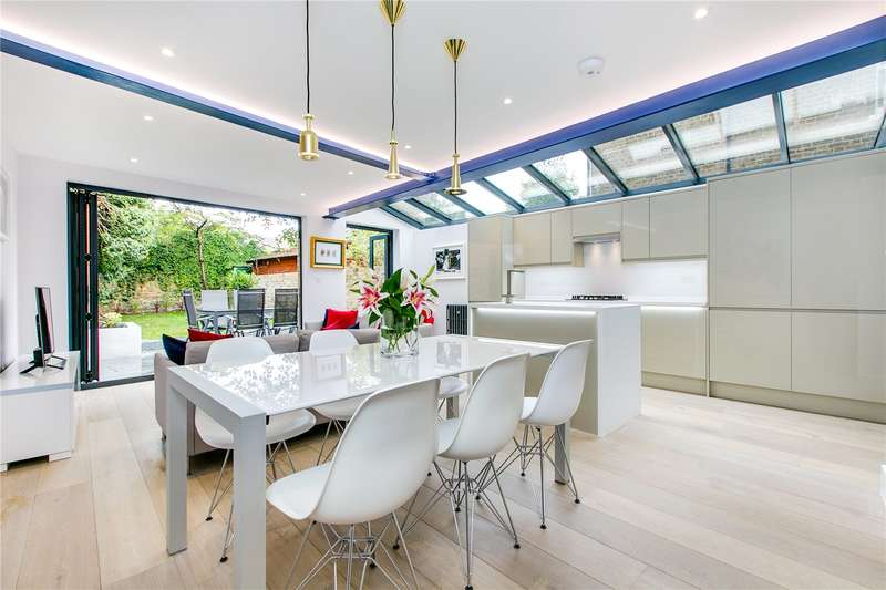 2 Bedrooms Ground Flat for sale in St Quintin Gardens, W10