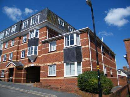 2 Bedrooms Flat for sale in Little Bicton Place, Exmouth, Devon