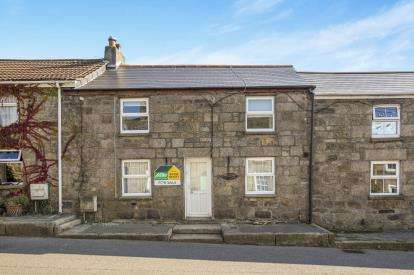3 Bedrooms Terraced House for sale in Praze, Camborne, Cornwall