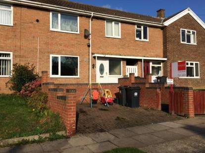 3 Bedrooms Terraced House for sale in Selby Crescent, Darlington