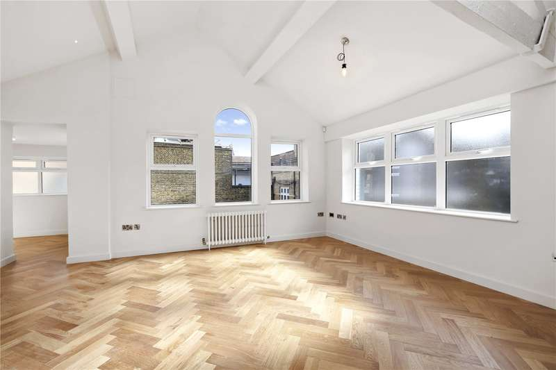 2 Bedrooms Flat for sale in Arlington Road, London, NW1