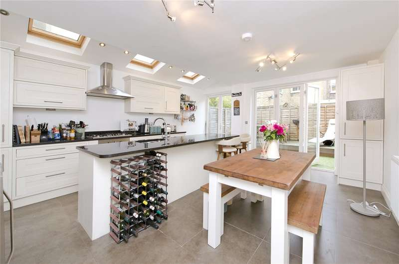 5 Bedrooms Terraced House for sale in Tintern Street, London, SW4