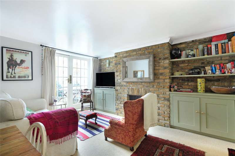 2 Bedrooms Ground Flat for sale in North Street, London, SW4