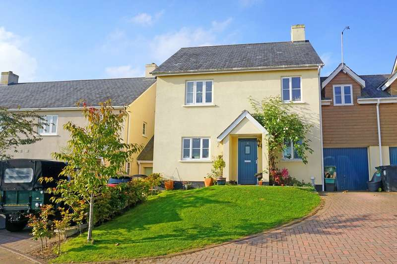 4 Bedrooms Link Detached House for sale in Christow, Exeter