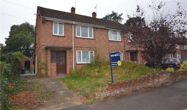 3 Bedrooms Semi Detached House for sale in Caesars Camp Road, Camberley, Surrey