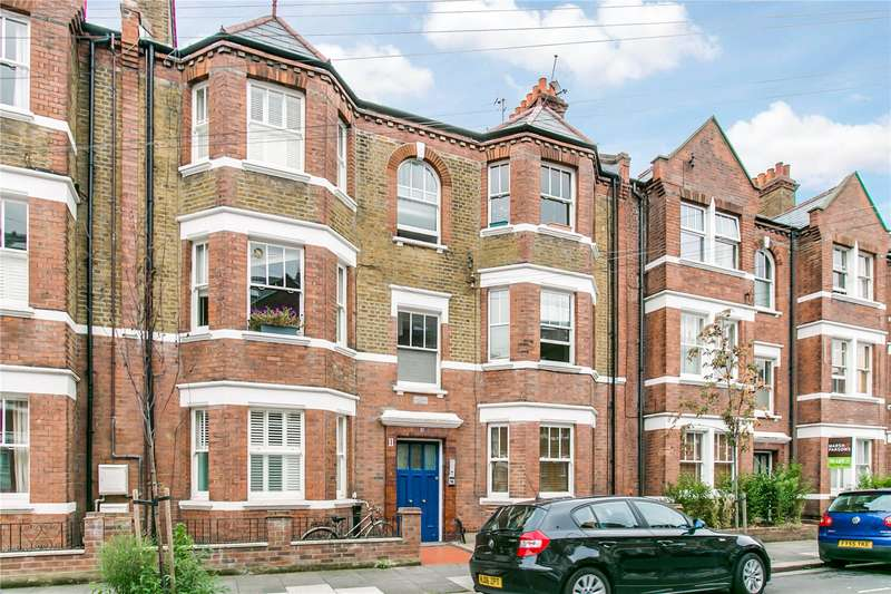 2 Bedrooms Flat for sale in Vera Road, London, SW6