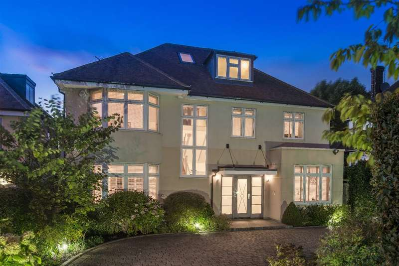 6 Bedrooms House for sale in Uphill Road, Mill Hill, NW7