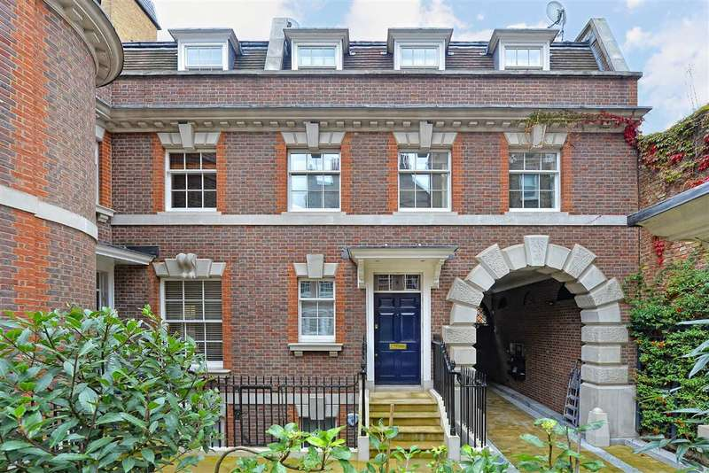 3 Bedrooms House for sale in Dukes Mews, London