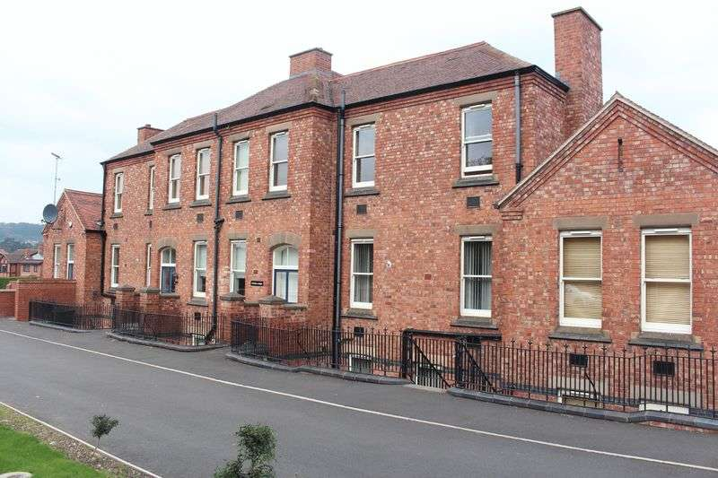 2 Bedrooms Flat for sale in WORDSLEY, Marshall Crescent