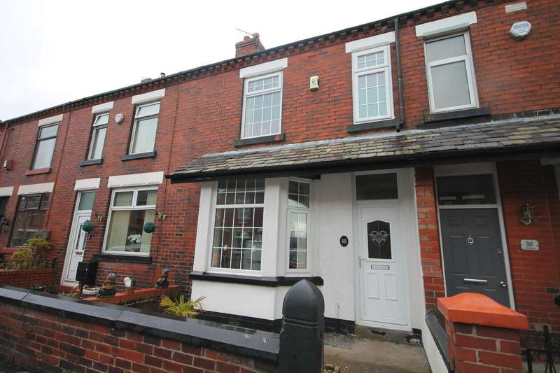 3 Bedrooms Terraced House for sale in Lord Street, Kearsley, Bolton, BL4 8BE