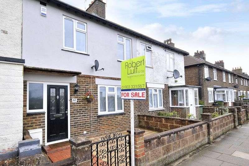 3 Bedrooms Terraced House for sale in Gloucester Road, Littlehampton