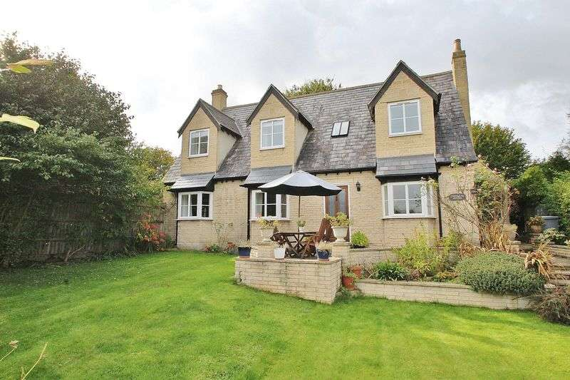 4 Bedrooms Detached House for sale in SHIPTON UNDER WYCHWOOD, Upper End OX7 6DP