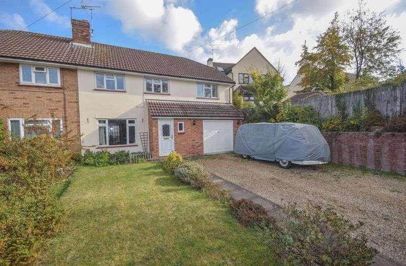 5 Bedrooms Semi Detached House for sale in Winton Road, Ware