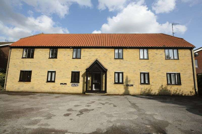 2 Bedrooms Flat for sale in The Market Lodge, Hemnall Street, Epping