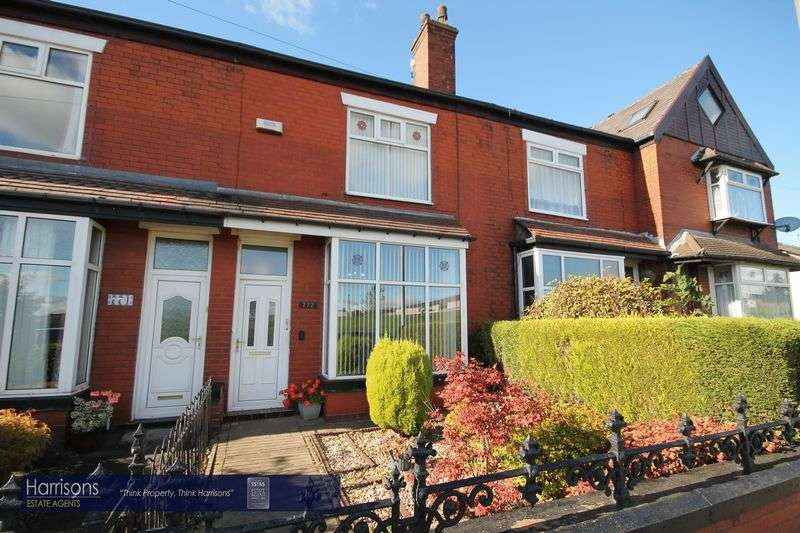 3 Bedrooms Terraced House for sale in St. Helens Road, Over Hulton, Bolton, Lancashire.