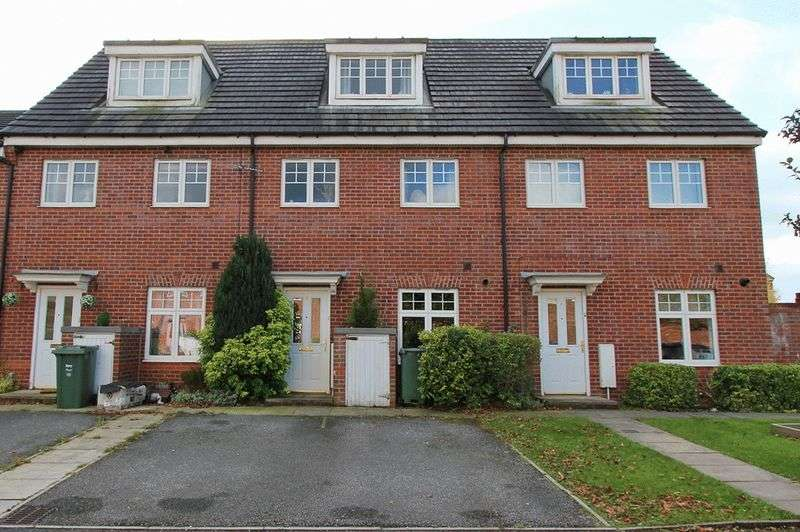 3 Bedrooms Mews House for sale in Oakwood Grove, Radcliffe, Manchester
