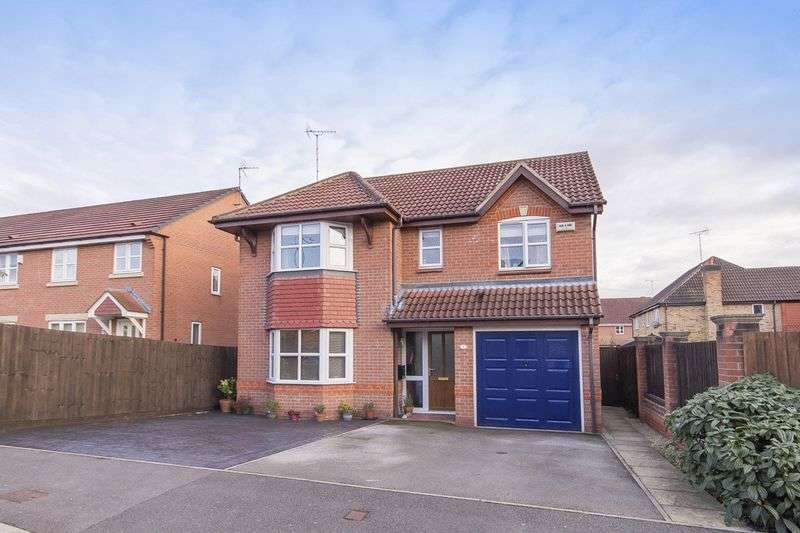 4 Bedrooms Detached House for sale in KNIGHTS ROAD, CHELLASTON